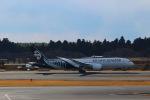HideMasa-Okaさんが、成田国際空港で撮影したニュージーランド航空 787-9の航空フォト(写真)