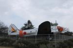 ジャンクさんが、所沢航空発祥記念館で撮影した航空自衛隊 C-46A-60-CKの航空フォト(写真)