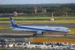 meijeanさんが、成田国際空港で撮影した全日空 777-381/ERの航空フォト(写真)