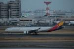 HideMasa-Okaさんが、羽田空港で撮影したアシアナ航空 A330-323Xの航空フォト(写真)