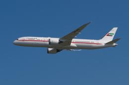 きゅうさんが、関西国際空港で撮影したアミリ フライト 787-9の航空フォト(写真)