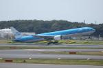 jaraakiさんが、成田国際空港で撮影したKLMオランダ航空 777-306/ERの航空フォト(写真)