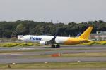 jaraakiさんが、成田国際空港で撮影したポーラーエアカーゴ 767-3JHF(ER)の航空フォト(写真)