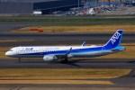 KAZKAZさんが、羽田空港で撮影した全日空 A321-211の航空フォト(写真)