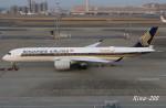 RINA-200さんが、羽田空港で撮影したシンガポール航空 A350-941XWBの航空フォト(写真)