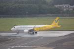 meijeanさんが、成田国際空港で撮影したバニラエア A320-216の航空フォト(写真)