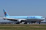 ミッキー2016さんが、中部国際空港で撮影した大韓航空 A330-323Xの航空フォト(写真)