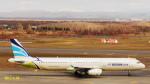 SNAKEさんが、新千歳空港で撮影したエアプサン A321-231の航空フォト(写真)