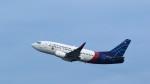 westtowerさんが、スカルノハッタ国際空港で撮影したスリウィジャヤ航空 737-524の航空フォト(写真)