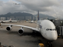 香港国際空港 - Hong Kong International Airport [HKG/VHHH]で撮影された香港国際空港 - Hong Kong International Airport [HKG/VHHH]の航空機写真