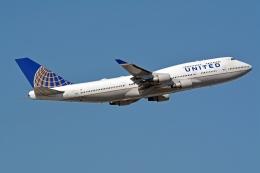kansai-spotterさんが、フランクフルト国際空港で撮影したユナイテッド航空 747-451の航空フォト(写真)