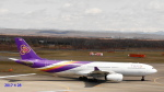 SNAKEさんが、新千歳空港で撮影したタイ国際航空 A330-343Xの航空フォト(写真)