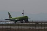 Boochanさんが、関西国際空港で撮影したS7航空 A320-214の航空フォト(写真)