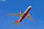 吉田高士さんが、成田国際空港で撮影したエア・インディア 787-837の航空フォト(写真)