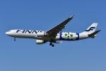 islandsさんが、成田国際空港で撮影したフィンエアー A330-302Xの航空フォト(写真)