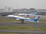 なみくしさんが、羽田空港で撮影した全日空 777-281/ERの航空フォト(写真)