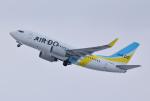 hirohiro77さんが、新千歳空港で撮影したAIR DO 737-781の航空フォト(写真)