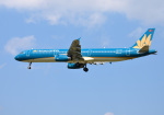mojioさんが、成田国際空港で撮影したベトナム航空 A321-231の航空フォト(写真)