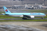 Koba UNITED®さんが、羽田空港で撮影した大韓航空 777-2B5/ERの航空フォト(写真)