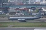 カンクンさんが、福岡空港で撮影したアメリカ空軍 KC-135R Stratotanker (717-148)の航空フォト(写真)