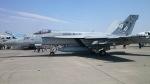 TAKA-Kさんが、厚木飛行場で撮影したアメリカ海軍 F/A-18E Super Hornetの航空フォト(写真)