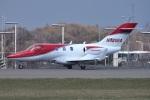Gouei Changeさんが、新千歳空港で撮影したホンダ・エアクラフト・カンパニー HA-420の航空フォト(写真)