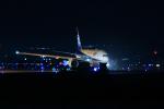 サボリーマンさんが、松山空港で撮影した全日空 777-281/ERの航空フォト(写真)