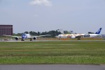 Willieさんが、成田国際空港で撮影した全日空 777-381/ERの航空フォト(写真)