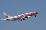 Vmanさんが、那覇空港で撮影した日本トランスオーシャン航空 737-446の航空フォト(写真)