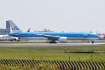 Timothyさんが、成田国際空港で撮影したKLMオランダ航空 777-306/ERの航空フォト(写真)