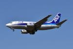 Timothyさんが、成田国際空港で撮影したANAウイングス 737-5L9の航空フォト(写真)