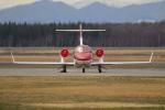 北の熊さんが、新千歳空港で撮影したWELLS FARGO BANK NORTHWEST の航空フォト(写真)