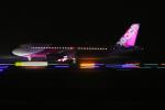 サボリーマンさんが、松山空港で撮影したピーチ A320-214の航空フォト(写真)