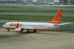 pringlesさんが、福岡空港で撮影したチェジュ航空 737-8ASの航空フォト(写真)