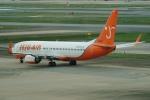 pringlesさんが、福岡空港で撮影したチェジュ航空 737-82Rの航空フォト(写真)