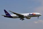 Timothyさんが、成田国際空港で撮影したフェデックス・エクスプレス 777-FS2の航空フォト(写真)
