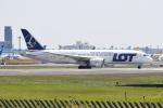Timothyさんが、成田国際空港で撮影したLOTポーランド航空 787-85Dの航空フォト(写真)