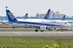 Timothyさんが、成田国際空港で撮影した全日空 A320-271Nの航空フォト(写真)