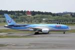 NRT_roseさんが、成田国際空港で撮影したTUIフライ・ネーデルランド 787-8 Dreamlinerの航空フォト(写真)