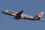 なぁちゃんさんが、関西国際空港で撮影したジェットスター・ジャパン A320-232の航空フォト(写真)