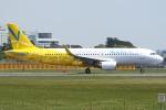 Wings Flapさんが、成田国際空港で撮影したバニラエア A320-214の航空フォト(写真)