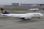 SFJ_capさんが、羽田空港で撮影したルフトハンザドイツ航空 747-830の航空フォト(写真)