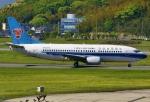 あしゅーさんが、福岡空港で撮影した中国南方航空 737-37Kの航空フォト(写真)