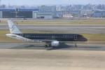 meijeanさんが、福岡空港で撮影したスターフライヤー A320-214の航空フォト(写真)