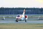 hidetsuguさんが、新千歳空港で撮影したホンダ・エアクラフト・カンパニー HA-420の航空フォト(写真)