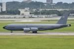 リョウさんが、嘉手納飛行場で撮影したアメリカ空軍 KC-135R Stratotanker (717-148)の航空フォト(写真)