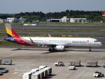 51ANさんが、成田国際空港で撮影したアシアナ航空 A321-231の航空フォト(写真)