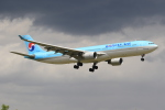 ぽんさんが、成田国際空港で撮影した大韓航空 A330-323Xの航空フォト(写真)