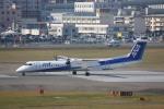 meijeanさんが、福岡空港で撮影したANAウイングス DHC-8-402Q Dash 8の航空フォト(写真)