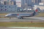meijeanさんが、福岡空港で撮影したジェットスター・アジア A320-232の航空フォト(写真)